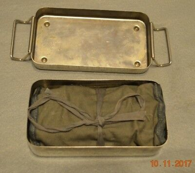 Ww2 Wwii German Medical Surgical Tools Kit W/ Case