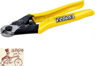 Pedro's Cable And Housing Cutter Yellow Bicycle Tool