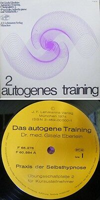 [LP] Autogenes Training,2   Lp Ex+! (Ich Habs Gewagt)