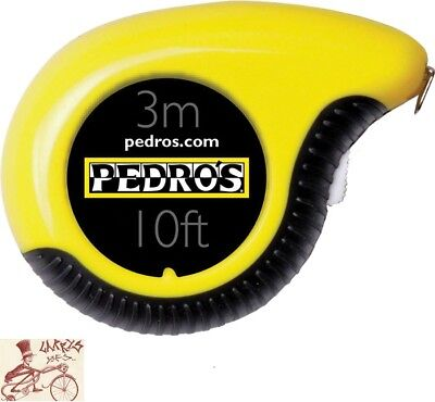 Pedro's Tape Measure English/metric Bicycle Tool