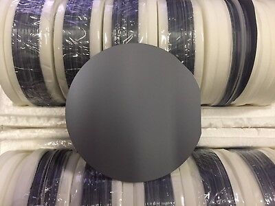 450 x 100mm 4 inch Silicon Wafers <111> N type, 40-60 ohm lapped
