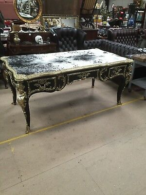 Incredible Reception Antique Desk