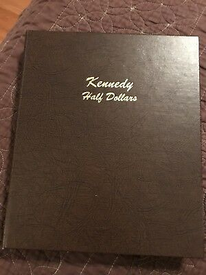 Kennedy Half Dollar Book From 1964 To 2010 By Dansco