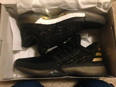 ff1bf3db98a Mens Adidas Originals James Harden V1 Low Imma Be A Star BW0545 Sz 11.5 DS