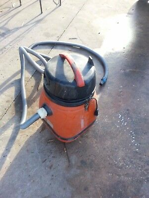 FEIN Wet or Dry Vacuum Cleaner. Dust Extractor for use with power tools.