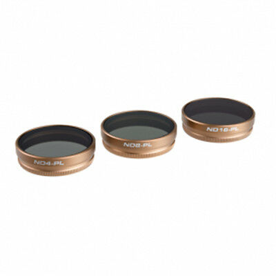 Polar Pro DJI Phantom 4 Cinema Series Filters - Vivid Collection Free Delivery