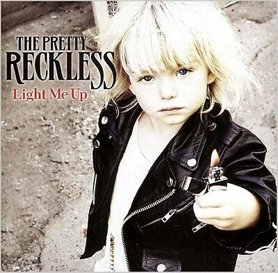 Light Me Up - The Pretty Reckless CD Sealed ! New !