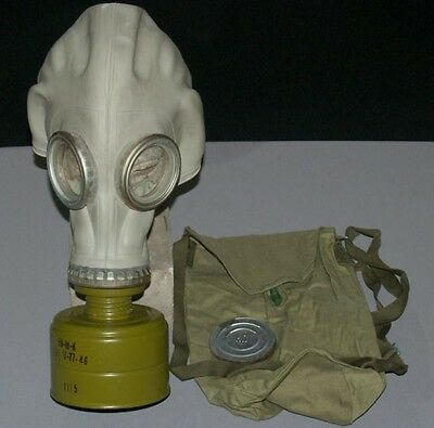 Original Russian GP5 GAS MASK and Accessories. All sizes