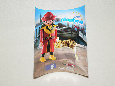 Playmobil MARCO POLO 2014 PCC collector´s club limited edition NEU/OVP