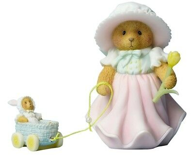"""Cherished Teddies """"laraine ~ Come With Me"""" #4051040 Tulips New *  Free Shipping"""