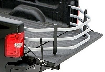 Amp Research Silver Bed Extender HD MAX 04-18 Ford F150 Trucks 74813-00A