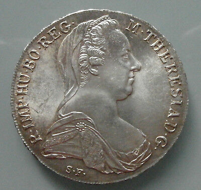 Österreich - Maria Theresia - Taler - Silber