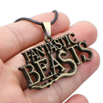 FANTASTIC BEASTS metal made pendant Men/Women