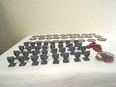 Heroscape Accessories.  Lot of MARKERS, GLYPHS, DICE