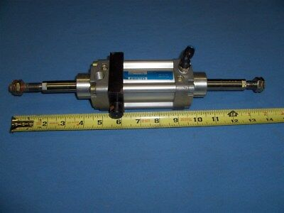Festo Air Pneumatic Cylinder Dnuz-40-36 3-Ppv 16Mm Bore 35Mm Stroke Double End