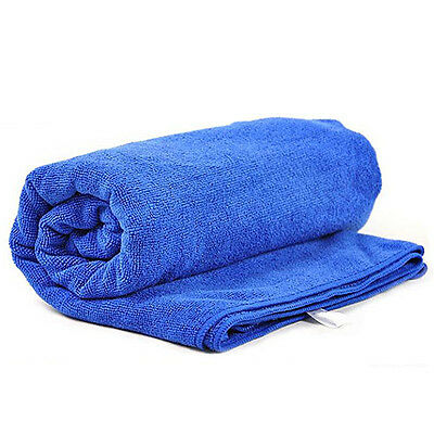 Large Microfiber Cleaning Auto Car Towel Soft Cloth Detailing Wash Fast Drying