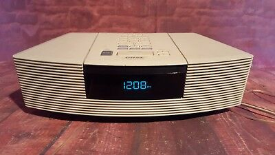 Bose Wave Radio Cd Player AWRC3P Model Audio Music Player