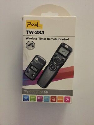 Pixel TW-283 DCO for Wireless Remote Timer Control for Nikon Cameras