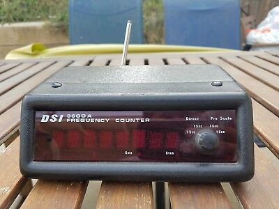 DSI 3600A Frequency Counter