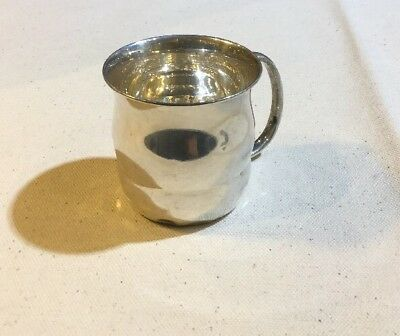 Towle Sterling Silver Baby Cup, 46.0 Grams