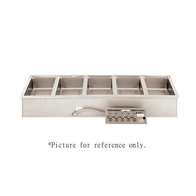 Wells MOD-500TDAF Built-In Electric Food Warmer with Drain and Autofill