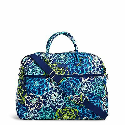 Vera Bradley Factory Exclusive Grand Traveler Travel Bag