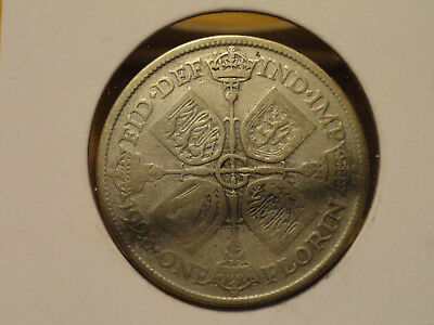 1928 UK Florin (2 Shillings) - Silver - George V (Great Britain)