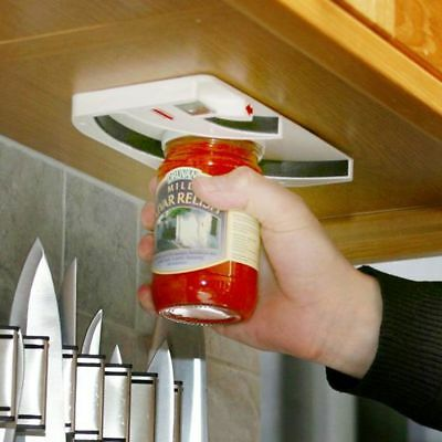 Jar Opener Aid ~ makes opening jars significantly easier~Fits 10-90mm screw lids