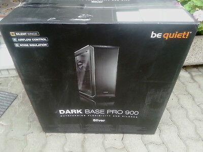 Be Quiet Gehäuse Dark Base Pro 900 Silver, Neu+Ovp , Ean 4260052184981