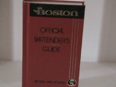 Mr Boston Official Bartenders Guide