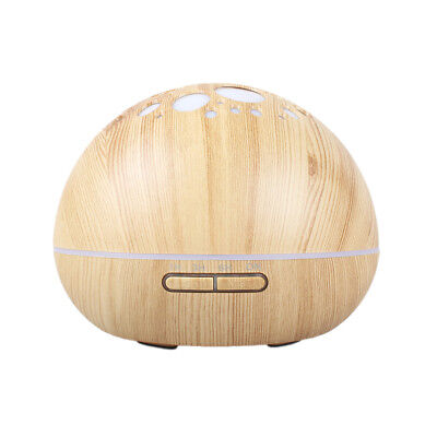 300ML Air Aroma Essential Oil Diffuser LED Ultrasonic Cool Mist Humidifier