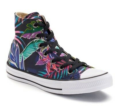 Adult Converse Chuck Taylor All Star Tropical High-Top Sneakers-NWOB -SizeM10  a9f73f21e
