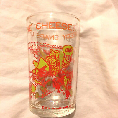 Vintage Yosemite Sam/Speedy Gonzales Jelly/Juice Glass 1974