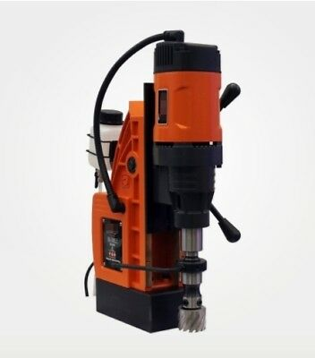 Magnetic Base Power Drill 68mm Heavy-Duty Drilling German Technology