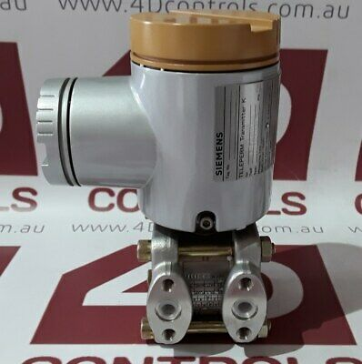 Siemens 7MF1303-1DE41-1BC4 Differential Pressure Transducer - New Surplus Open