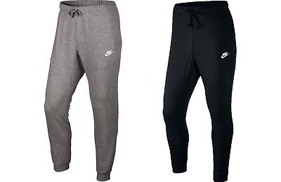 c6364790fa74f Nike Herren Trainingshose Freizeit Sport Jogging Hose Club Tapered Fit  804465