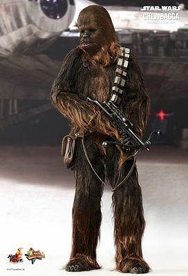 STAR WARS - Chewbacca 1/6th Scale Action Figure (Hot Toys) ~ MMS262 #NEW