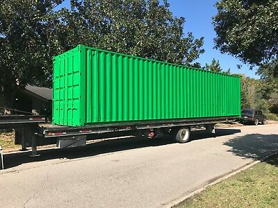 40ft Storage Container Refurbished