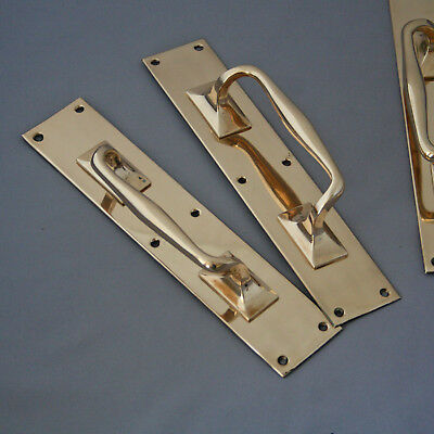Antique Edwardian Pull Handles
