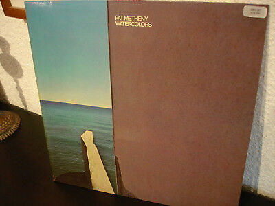PAT METHENY  WATERCOLORS org.ECM 1st.Press. in MINT-Condition