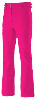 McKINLEY Damen Stretch Skihose Winter Sport Softshell Hose Stacey II Pink Neu