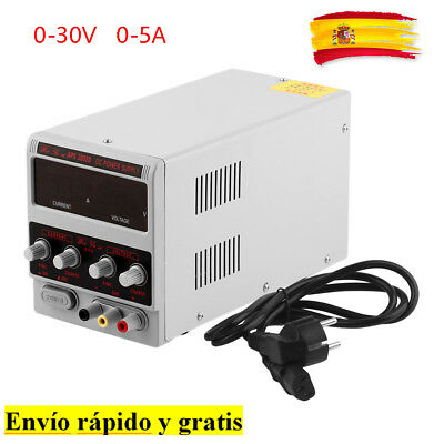 KD3005D- 150W 30V 5A Fuente Alimentacion regulable con display digital -LU