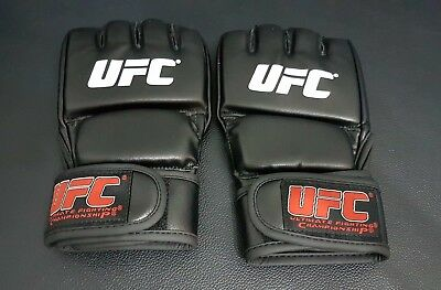 UFC Boxing Grappling Gloves