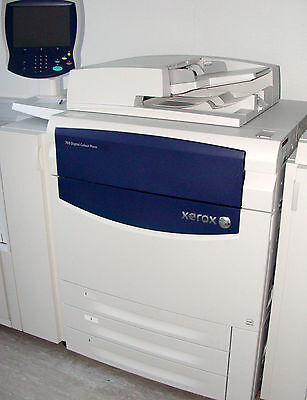 XEROX DCP-700 Digitaldruckmaschine EFI-Fiery intern, Single OHCF, Prof. Finisher