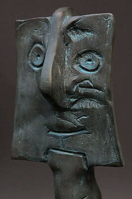 Bronze Büste ' Picasso's Head ' by RUCHOS