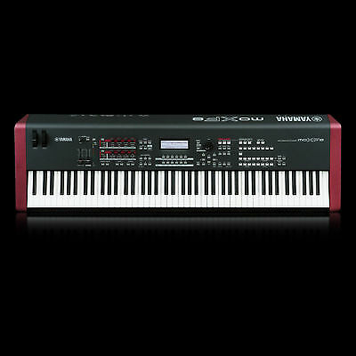 Yamaha MOXF8 88-Key Synth Workstation
