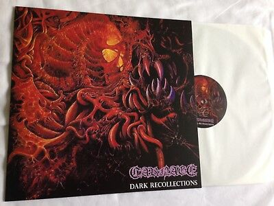 Carnage - Dark Recollections LP Death Entombed Bolt Thrower Gorguts Morbid Angel