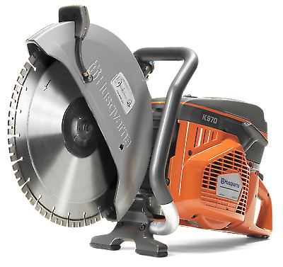 """Husqvarna K970 14"""" Handheld Power Cutter (BLADE NOT INCLUDED) + FREE SHIPPING"""