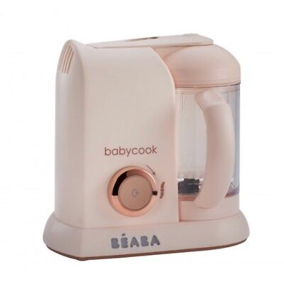Babycook Beaba 4-in-1 Rose Gold Limited Edition