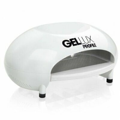 Salon System Profile Gellux LED Pro Lamp Nail Dryer 13W Fast Cure Manicure